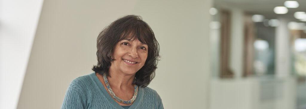 Portrait of Surya Fletcher