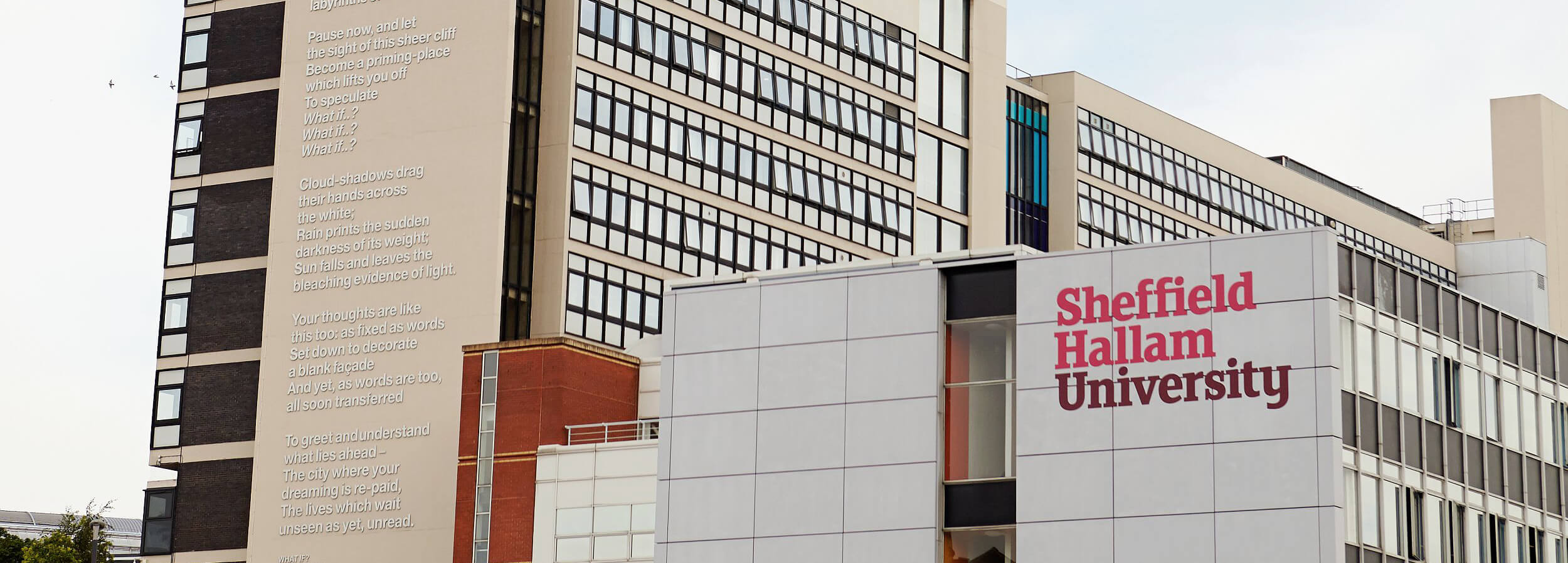 Sheffield Hallam University building