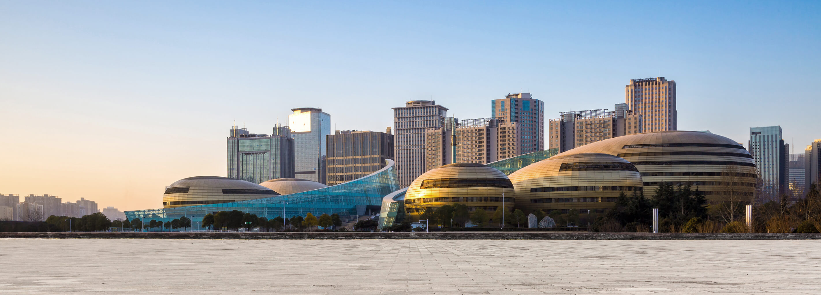 Zhenghou skyline
