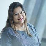 Portrait of Aditi Agarwal
