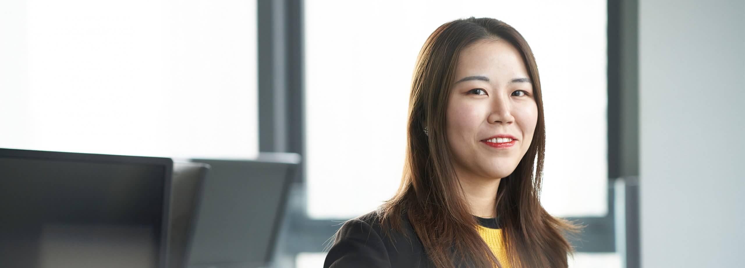 Portrait of Kaixi Li