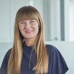 Portrait of Katarzyna Rebala