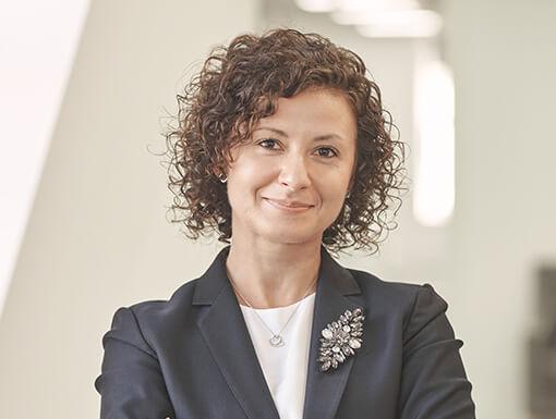 Portrait of Monika Dudkiewicz