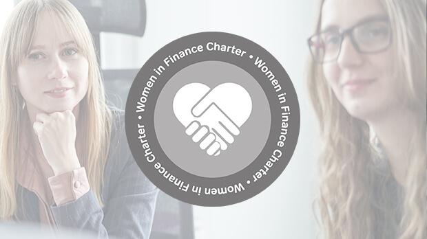 Logo of Women in Finance Charter