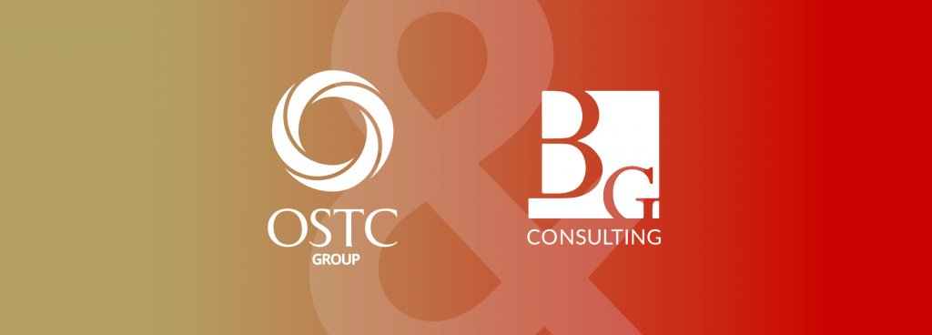 OSTC & BG Consulting logos