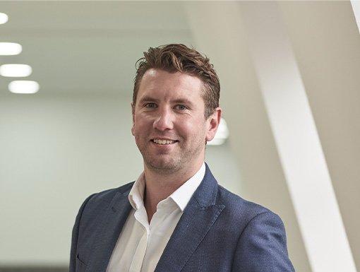 Portrait of Chris Jenkins