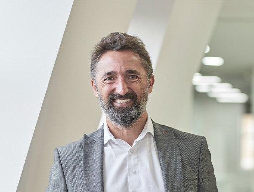 Portrait of Ian Firla