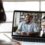 Coworkings in an online meeting